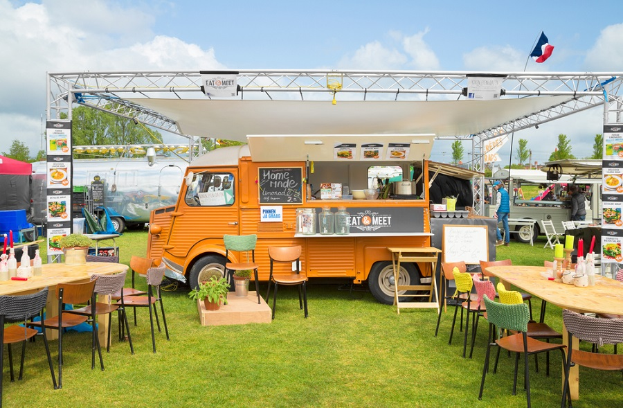 Rent A Food Truck for A Party to Have Success in Your Event